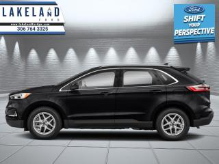 New 2021 Ford Edge ST Line  - Heated Seats - $268 B/W for sale in Prince Albert, SK