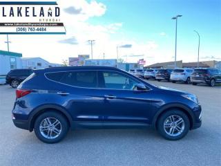 Used 2018 Hyundai Santa Fe Sport Premium AWD  - Heated Seats - $189 B/W for sale in Prince Albert, SK