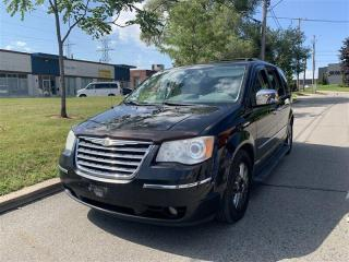 Used 2010 Chrysler Town & Country Limited, V6, 7 PASSENGER, HEATED SEATS , for sale in Toronto, ON