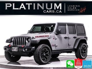 Used 2021 Jeep Wrangler Unlimited Rubicon,4x4,NAV,CAM,FUEL OFF-ROAD WHEELS for sale in Toronto, ON