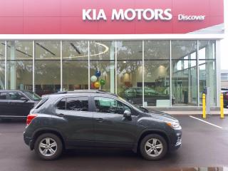 Used 2019 Chevrolet Trax LT for sale in Charlottetown, PE