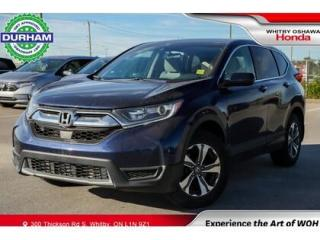 Used 2017 Honda CR-V LX AWD | CVT | Android Auto/Apple CarPlay for sale in Whitby, ON