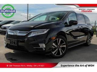 Used 2020 Honda Odyssey Touring   Automatic   Navigation + Entertainment for sale in Whitby, ON