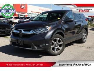 Used 2018 Honda CR-V EX-L | CVT | Power Moonroof for sale in Whitby, ON