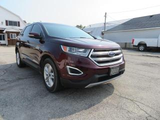 Used 2017 Ford Edge 4DR SEL FWD for sale in Hagersville, ON