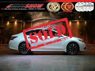 Used 2018 Nissan Altima 2.5 SV - Heated Seats, Remote Start, Local Trade !! for sale in Winnipeg, MB
