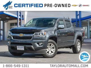 Used 2016 Chevrolet Colorado 4WD LT for sale in Kingston, ON