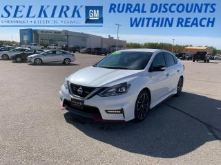 Used 2017 Nissan Sentra NISMO for sale in Selkirk, MB