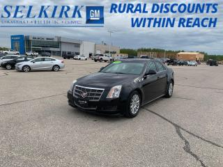 Used 2011 Cadillac CTS for sale in Selkirk, MB