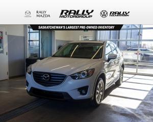 Used 2016 Mazda CX-5 GS for sale in Prince Albert, SK