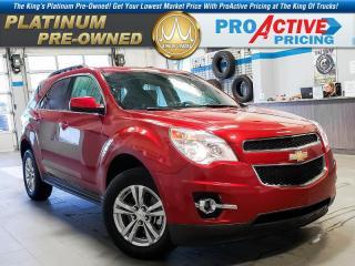 Used 2014 Chevrolet Equinox LT for sale in Kindersley, SK