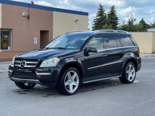 Used 2012 Mercedes-Benz GL-Class GL 350 BlueTec NAVIGATION/REAR VIEW CAMERA for sale in North York, ON