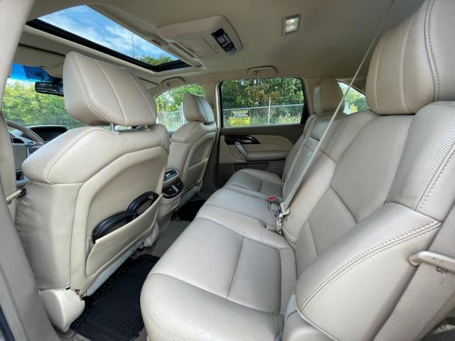 2011 Acura MDX TECH PKG NAVIGATION/CAMERA/DVD/7 PASS Photo8