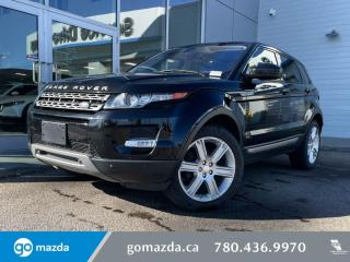Used 2015 Land Rover Evoque Pure City for sale in Edmonton, AB