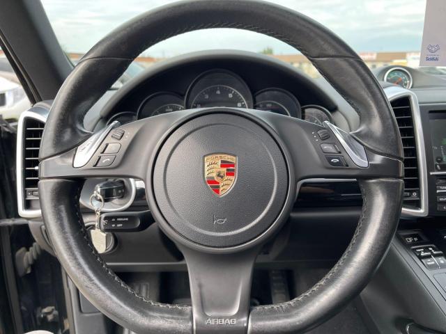2013 Porsche Cayenne PREMIUM AWD NAVIGATION/LEATHER/SUNROOF Photo16