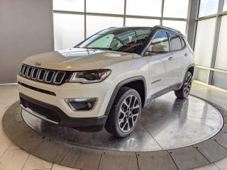 Used 2018 Jeep Compass No Accidents, One Owner for sale in Edmonton, AB