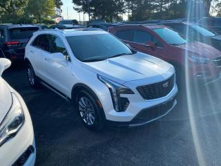 Used 2020 Cadillac XT4 Premium Luxury AWD, NAVIGATION, BOSE 13 SPEAKER SYSTEM, COMFORT AND CONVENIENCE PKG for sale in Mississauga, ON