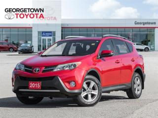 Used 2015 Toyota RAV4 XLE for sale in Georgetown, ON
