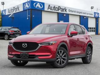 Used 2017 Mazda CX-5 GT GS AWD at NAV|BACKUP CAM|SUNROOF|BOSE AUDIO for sale in Georgetown, ON