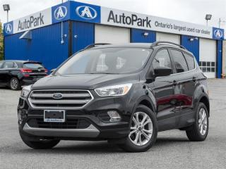 Used 2018 Ford Escape SE - FWD BACKUP CAM|HEATED SEATS|BLUETOOTH|DUAL ZONE CLIMAT for sale in Georgetown, ON