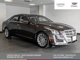 Used 2014 Cadillac CTS 3.6L Luxury for sale in Burnaby, BC