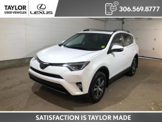 Used 2017 Toyota RAV4 XLE for sale in Regina, SK