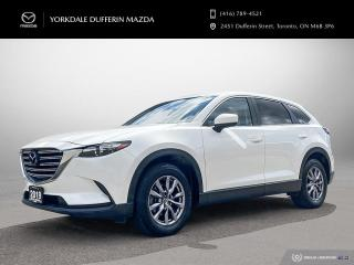 Used 2019 Mazda CX-9 GS AWD ONE OWNER / LOW KMS! for sale in York, ON
