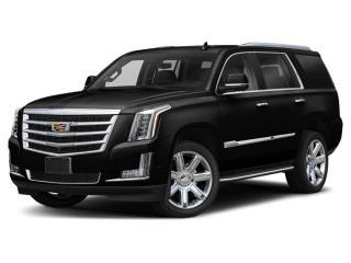 Used 2020 Cadillac Escalade Premium Luxury Premium for sale in Burlington, ON