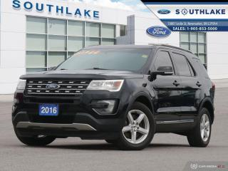 Used 2016 Ford Explorer XLT LEATHER|ROOF|NAV for sale in Newmarket, ON