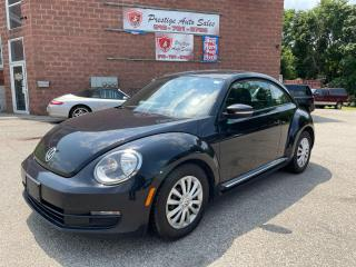 Used 2015 Volkswagen Beetle 1.8 TSI AUTO CLASSIC/NO ACCIDENTS/SAFETY INCLUDED for sale in Cambridge, ON
