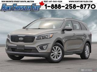 Used 2016 Kia Sorento 2.4L LX   HTD STS   SENSORS   BLUETOOTH & MORE!!! for sale in Milton, ON