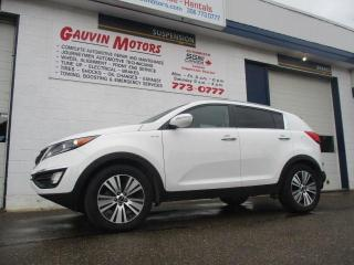 Used 2015 Kia Sportage EX Luxury LEATHER PANO HEATED/COOLED SEATS for sale in Swift Current, SK