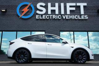 Used 2021 Tesla Model Y PERFORMANCE AUTOPILOT, FIVE SEATER for sale in Oakville, ON