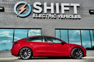 Used 2021 Tesla Model 3 PERFORMANCE AUTOPILOT, CARFAX CLEAN for sale in Oakville, ON