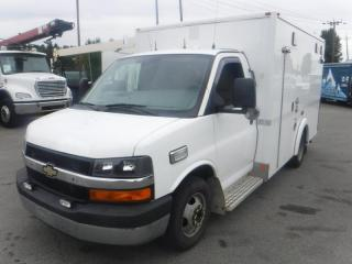 Used 2011 Chevrolet Express G3500 Ex Ambulance for sale in Burnaby, BC