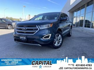 Used 2016 Ford Edge SEL AWD for sale in Winnipeg, MB