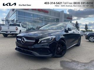 Used 2018 Mercedes-Benz CLA-Class CLA 250 - One Owner! for sale in Red Deer, AB
