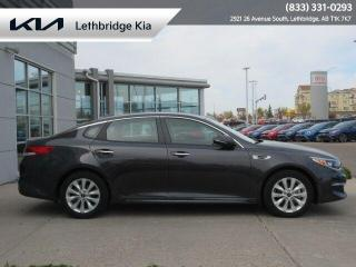 Used 2018 Kia Optima LX for sale in Lethbridge, AB