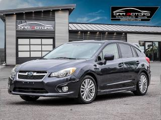 Used 2013 Subaru Impreza 2.0i Sport Package 5SPD MANUAL | HATCHBACK! for sale in Stittsville, ON