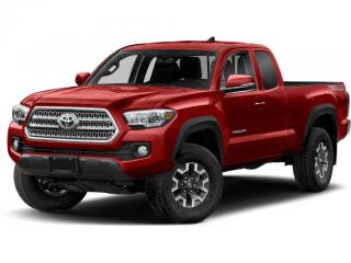 Used 2017 Toyota Tacoma TRD OFF ROAD ACCESS CAB 4X4 for sale in Stittsville, ON