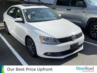 Used 2013 Volkswagen Jetta Sportline 2.5 5sp for sale in Port Moody, BC