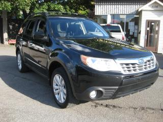 Used 2011 Subaru Forester X Touring AWD Manual Sunroof AC Htd Seats for sale in Ottawa, ON