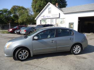 Used 2010 Nissan Sentra 2.0 S for sale in Sarnia, ON