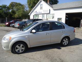 Used 2008 Pontiac Wave for sale in Sarnia, ON