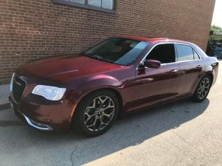 Used 2017 Chrysler 300 LTD/AWD/NAV/CAMERA/LEATHER/ROOF/PUSHBUTTON START for sale in Oakville, ON