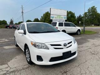 Used 2013 Toyota Corolla CE Plus ** POWER OPTIONS W/ SUNROOF** for sale in Komoka, ON