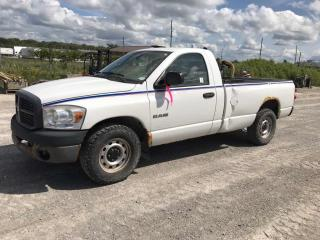 Used 2008 Dodge Ram 1500 for sale in Innisfil, ON
