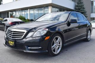 Used 2013 Mercedes-Benz E-Class E 350 - No Accidnets - AMG Package for sale in Oakville, ON