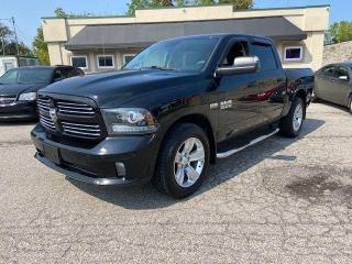 Used 2014 RAM 1500 SPORT for sale in Caledonia, ON
