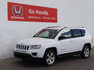 Used 2013 Jeep Compass SPORT AUTO 4WD for sale in Edmonton, AB